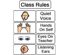 Class rules boardmaker