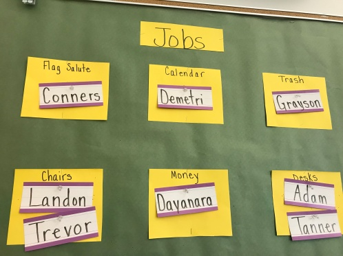 Maps job board